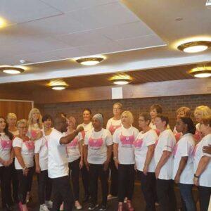 Choir-rehersal